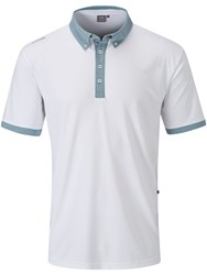 Ping Gilden Heather Polo Grey
