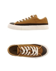 Carhartt Low Tops And Trainers Khaki