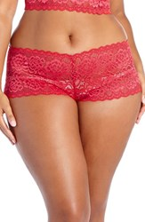 Deesse Lingerie By Addition Elle Plus Size Women's Lace Boyshorts