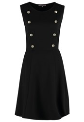 Anna Field Jersey Dress Black