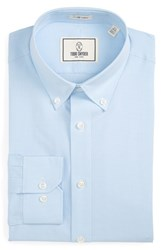 Men's Todd Snyder White Label Trim Fit Check Dress Shirt