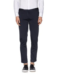 Heavy Project Trousers Casual Trousers Men Dark Blue