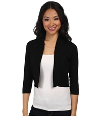 Rsvp Bre Shrug Black Women's Sweater