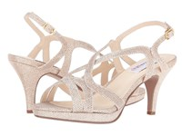 Touch Ups Chloe Champagne Shimmer Women's Shoes Beige