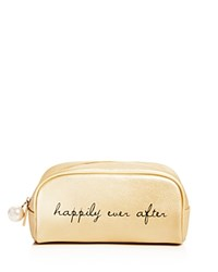 Deux Lux Happily Ever After Cosmetic Bag Compare At 35 Gold