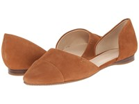 Tommy Hilfiger Naree3 Canella Suede Women's Flat Shoes