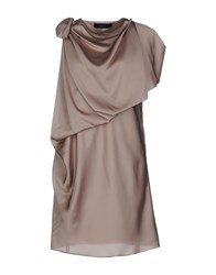 Mina Dresses Short Dresses Women Beige