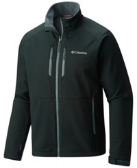 Columbia Men's Get A Grip Thermal Coil Softshell Jacket Teal