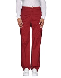 Gianfranco Ferre Gf Ferre' Trousers Casual Trousers Men Maroon