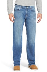 Men's 7 For All Mankind 'Austyn' Relaxed Fit Jeans Blue Americana