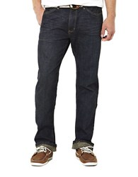 Nautica Dark Blue Relaxed Fit Jeans Riggerblue