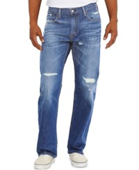 Levi's 569 Loose Straight Fit Jeans Record Skip