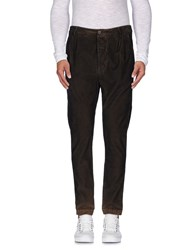 Nichol Judd Trousers Casual Trousers Men Dark Brown