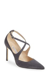 Women's Manolo Blahnik 'Tugia' Pointy Toe Pump 4' Heel