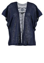 Dorothy Perkins Cardigan Navy Blue Dark Blue