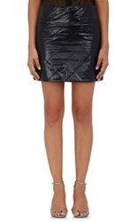 Resee Women's 2006 Chanel Quilted Miniskirt Black