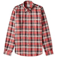Paul Smith Tailored Fit Plaid Shirt