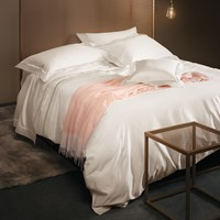 La Perla Venere Duvet Cover Super King White