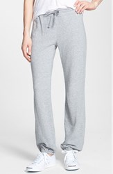 James Perse Women's 'Vintage' Fleece Sweatpants