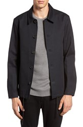 Stutterheim Men's Slussen Waterproof Coat