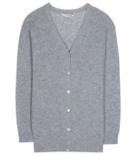 81 Hours Cashmere Cardigan Grey