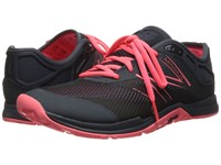 New Balance Wx20v5 Pink Gray Women's Cross Training Shoes