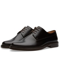 A.P.C. Samuel Derby Shoe Dark Brown