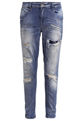 Only Onllucca Relaxed Fit Jeans Medium Blue Blue Denim