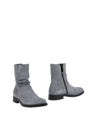 Boemos Ankle Boots Grey