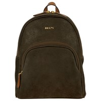 Bric's Life Small Backpack Olive