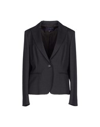 Jeans Les Copains Suits And Jackets Blazers Women Steel Grey
