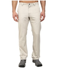 Mountain Khakis Broadway Fit Teton Twill Pant Stone Men's Casual Pants White