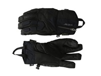 Quiksilver Travis Rice Natural Glove Caviar Snowboard Gloves Black