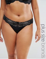 Marie Meili Sophia Brief Black