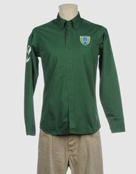 Westport Long Sleeve Shirts Emerald Green