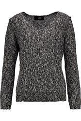 Line Val Boucle Sweater Black