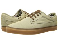 Globe Moonshine Antique Floral Gum Men's Lace Up Casual Shoes Beige