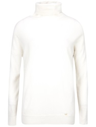 Ted Baker Meera Cashmere Roll Neck Jumper Cream