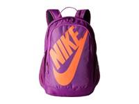Nike Hayward Futura 2.0 Cosmic Purple Cosmic Purple Bright Crimson Backpack Bags