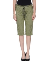 Bench Bermudas Military Green
