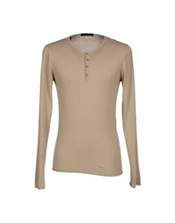 Vneck Sweaters Sand