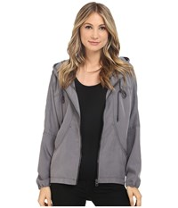 Bench Circle Of Light Jacket Smoked Pearl Women's Coat Gray