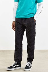 Stussy Quilted Track Pant Black