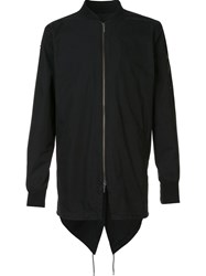 Zanerobe Oversized Bomber Jacket Black