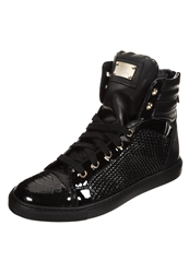 Elisabetta Franchi Hightop Trainers Nero Black