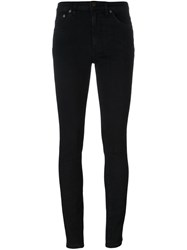 Saint Laurent Skinny Fit Jeans Black