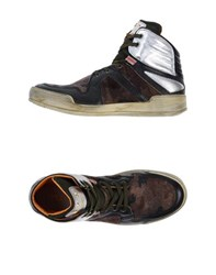 Happiness Footwear High Tops And Trainers Men
