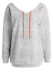 Elle Sports Sweatshirt Grey