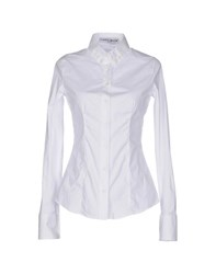 Frankie Morello Shirts Shirts Women White