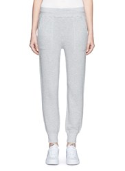 Rag And Bone 'Scout' French Terry Jogging Pants Grey